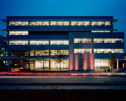 TEL Building, York University