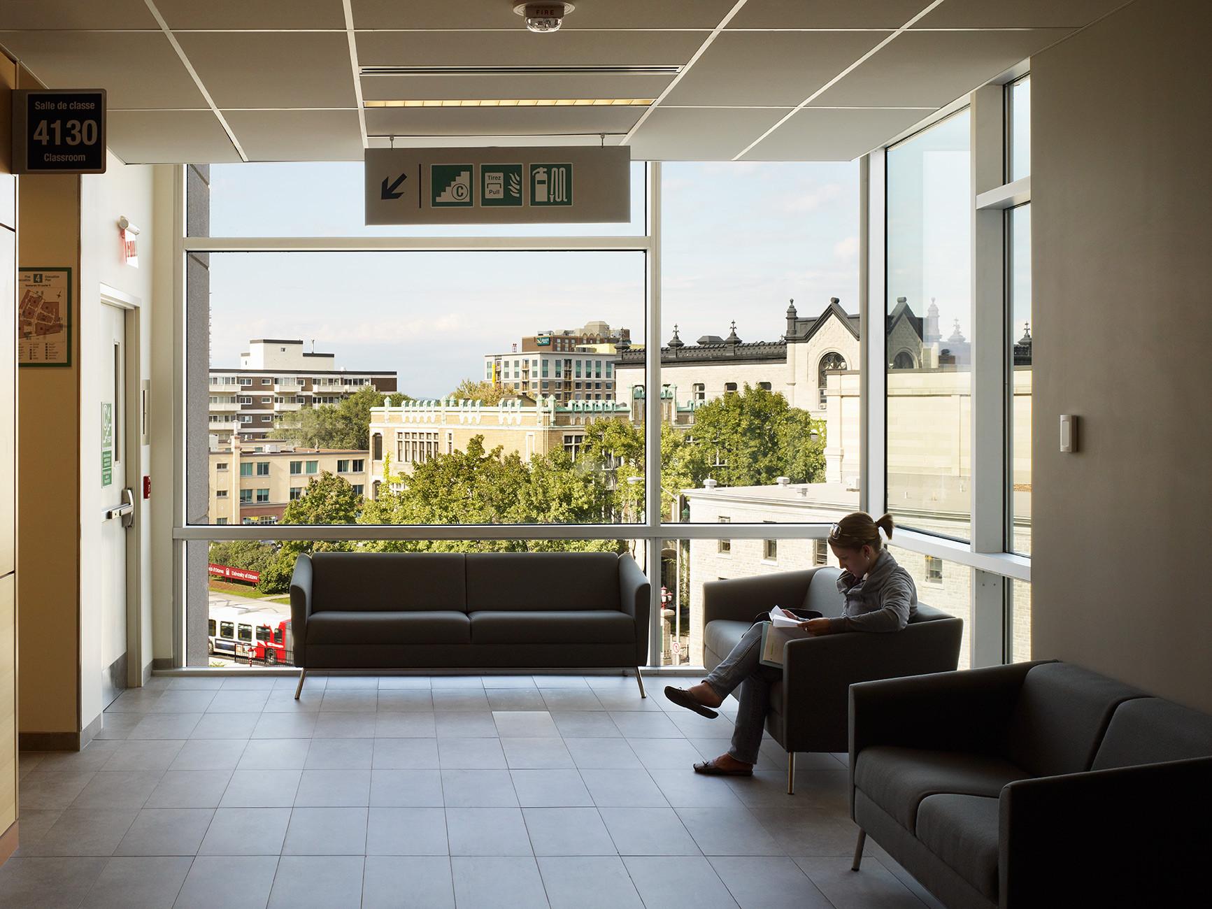 Desmarais Building University Of Ottawa