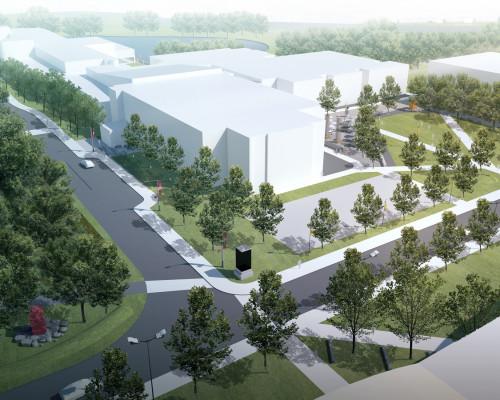 Conestoga College Doon Campus Master Plan