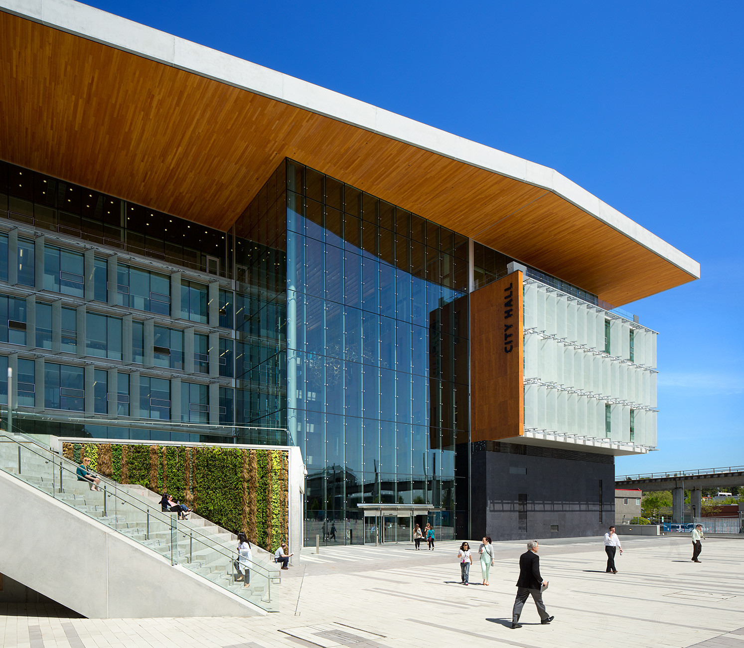 http://mtarch.com/projects/surrey-city-hall-and-city-hall-plaza/