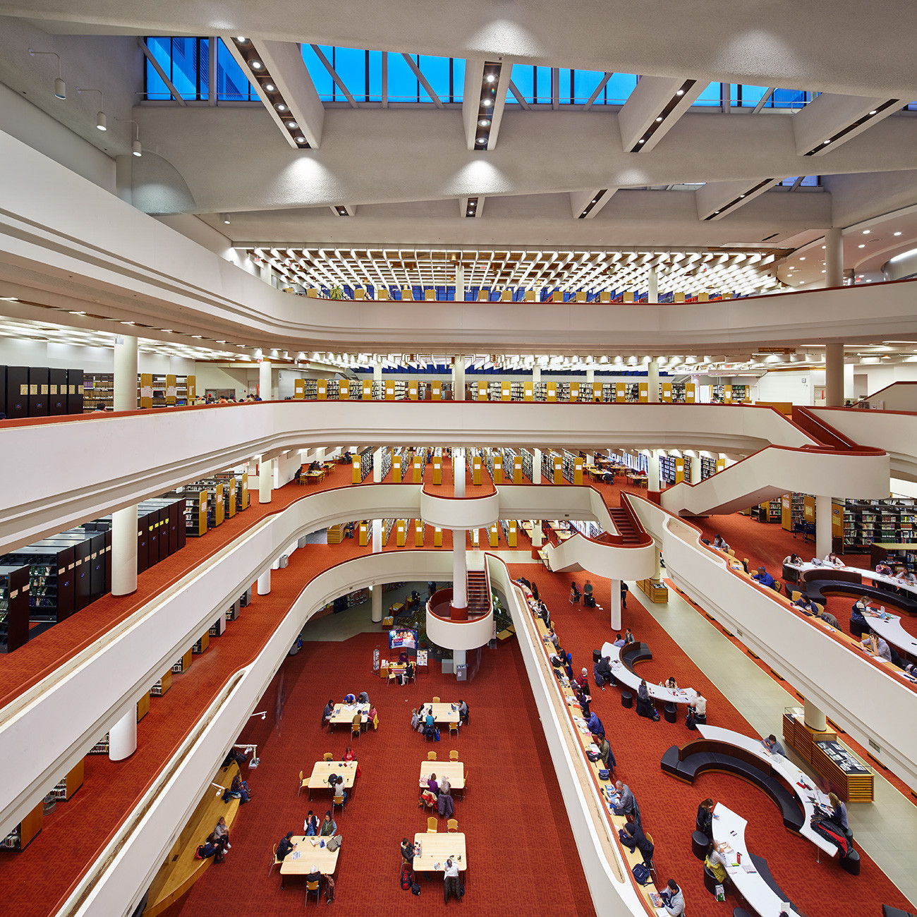 Toronto Reference Library Revitalization Moriyama
