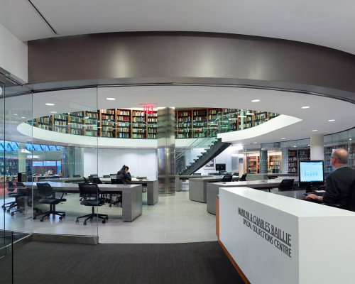 Toronto Reference Library Revitalization