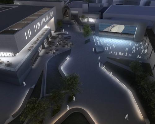 Qatar Education City Faculty Club