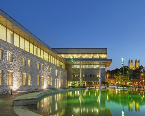 Guelph Civic Administration Complex