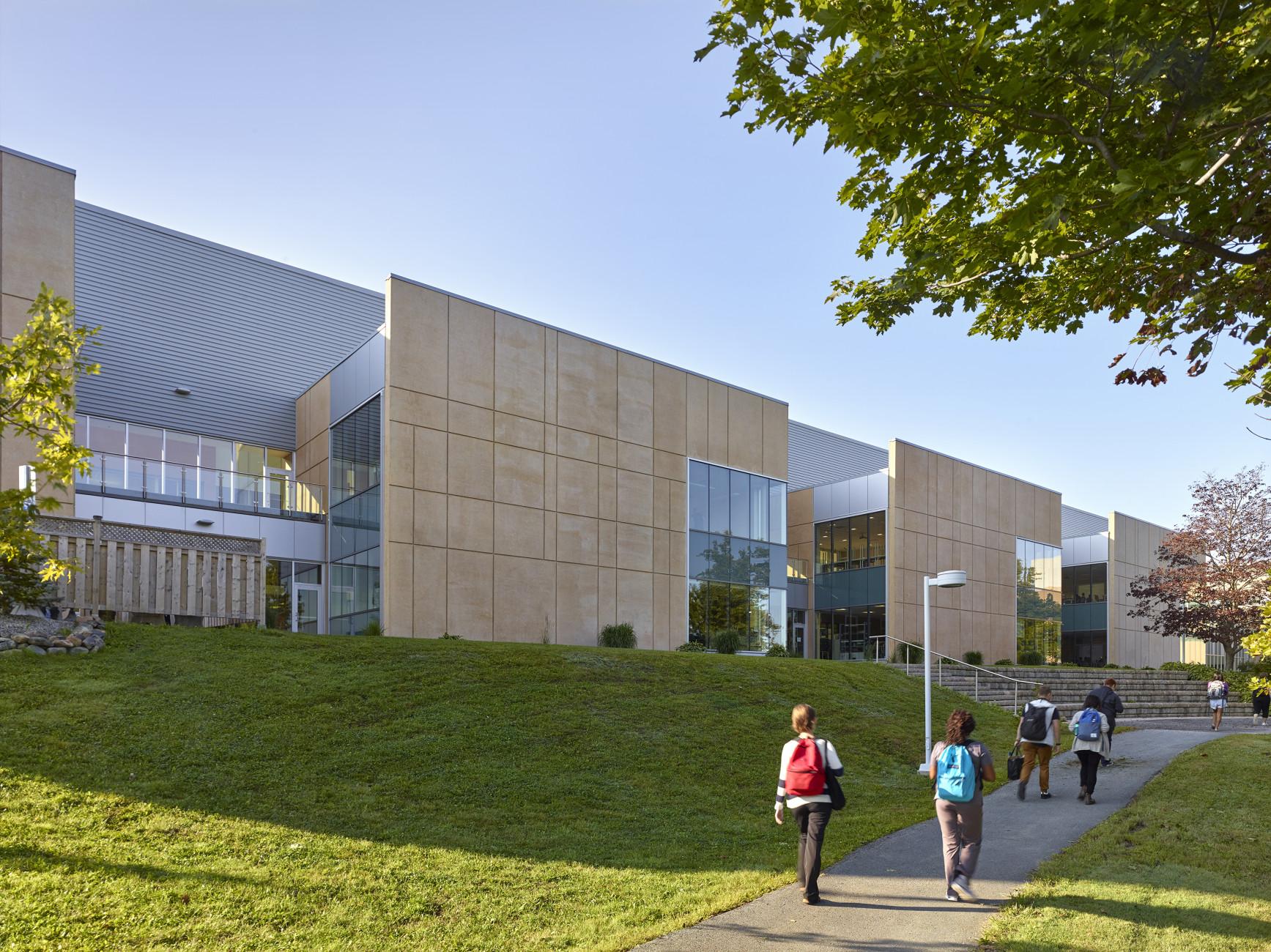 Centre For The Built Environment Nova Scotia Community
