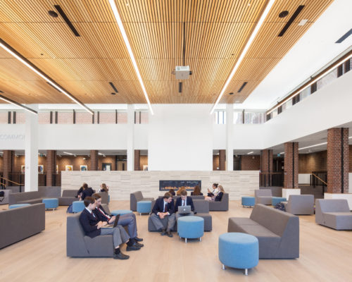 Trinity College School, Learning Commons