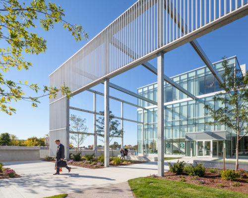 Humber College Student Welcome & Resource Centre