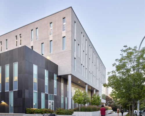 Collaborative Health Education Building (CHEB), Dalhousie University