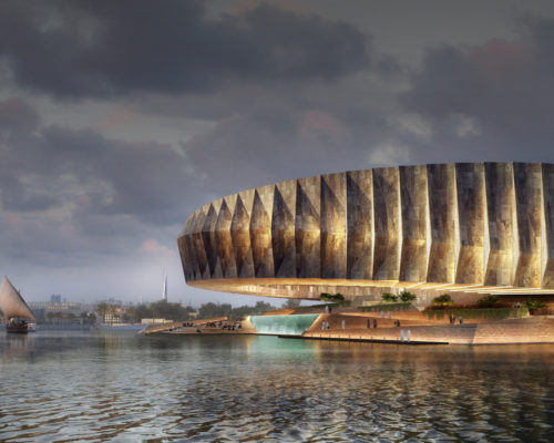 Dubai Archaeology Museum Competition