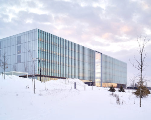 Canon Canada Inc. Headquarters