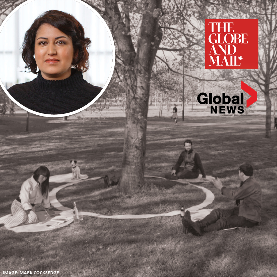 MTA's Maya Desai speaks on the impact of COVID-19 on design for The Globe and Mail and GlobalNews Radio