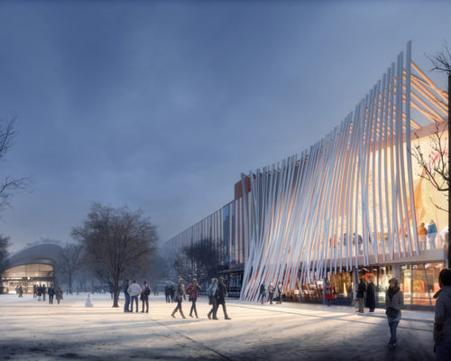 Art Gallery of York University Competition