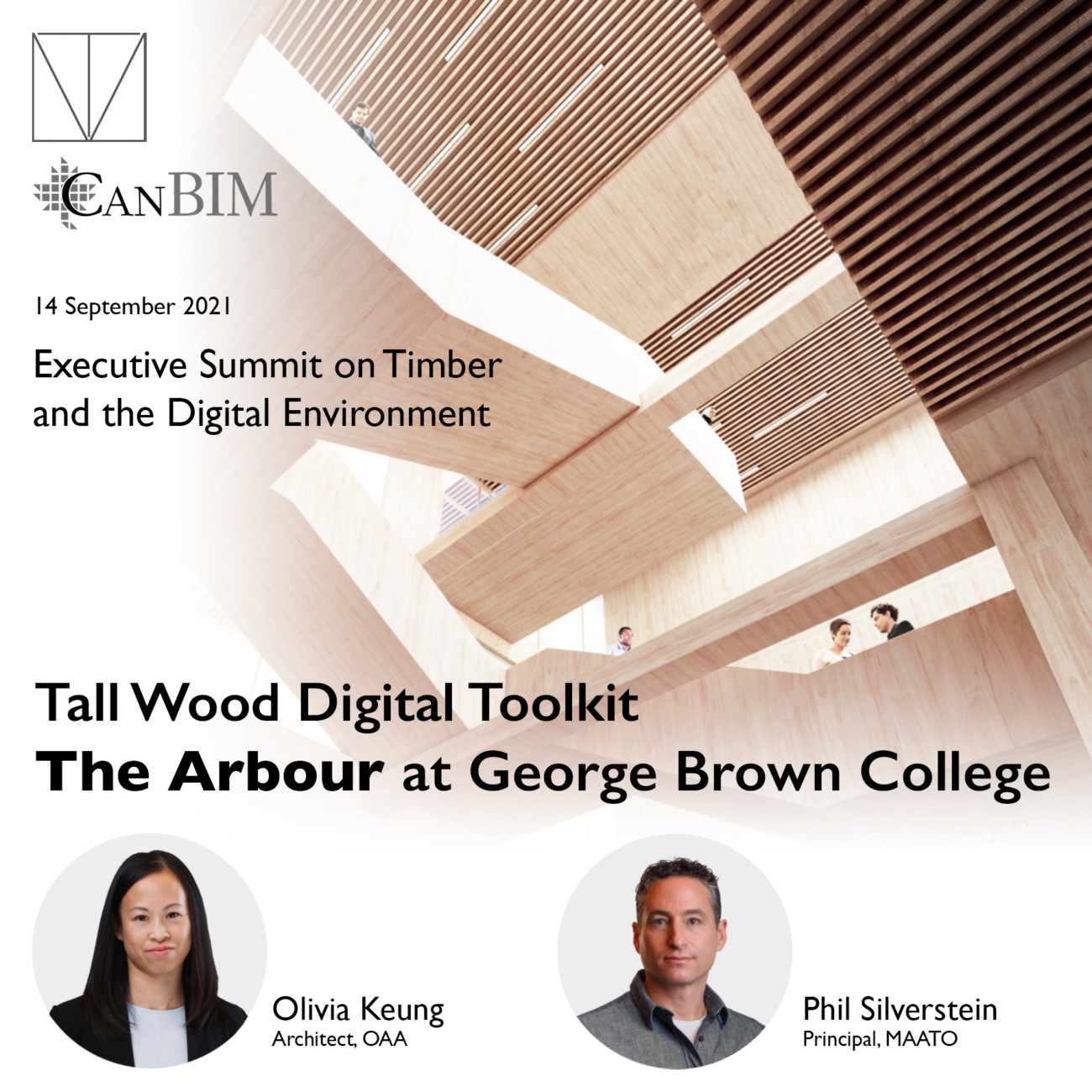 Executive Summit on Timber | Presentation on The Arbour